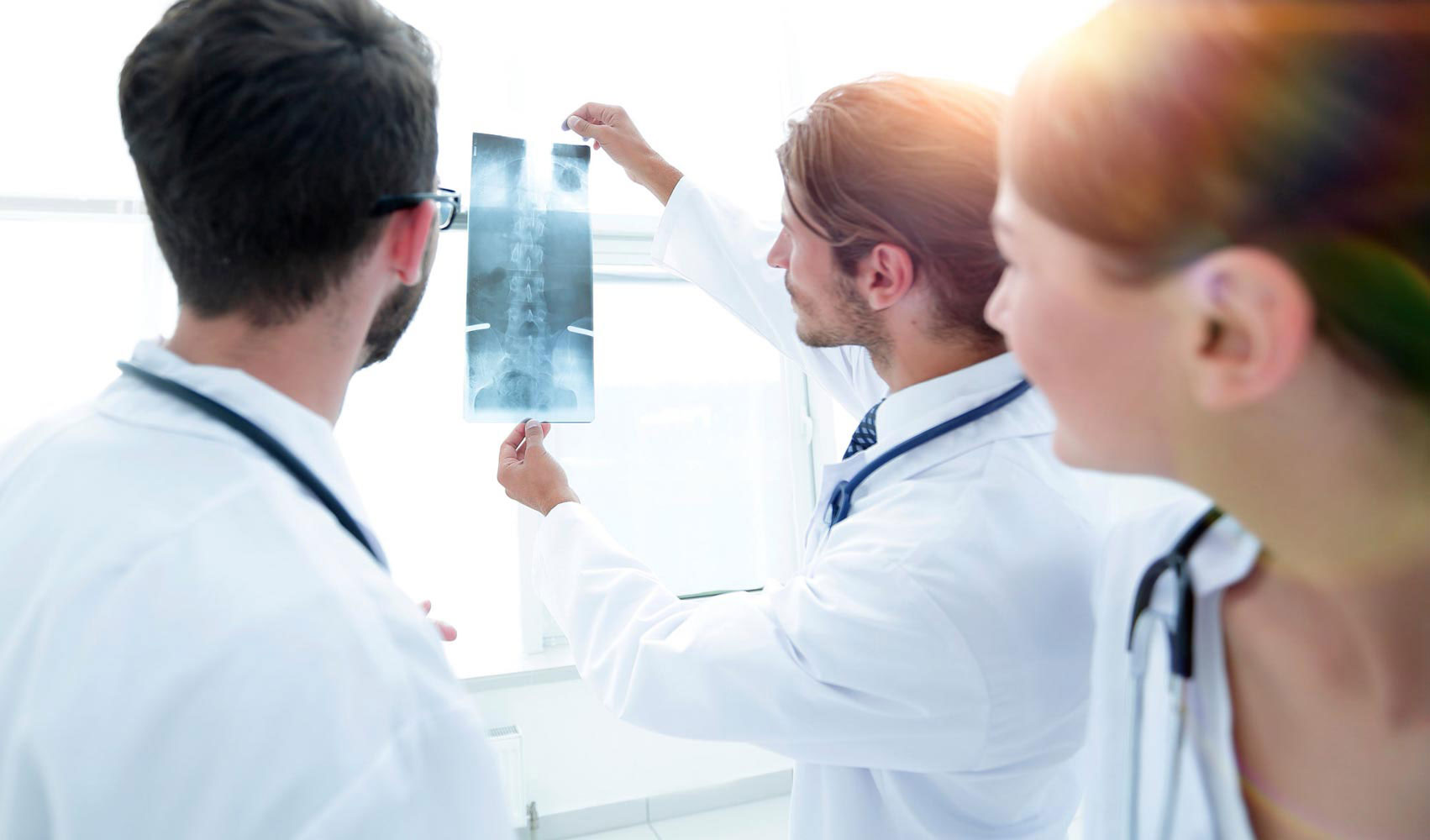 Wirbelsäulenchirurgie - Titelbild