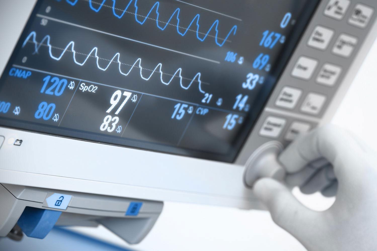 Unfallchirurgische Intensivstation - Titelbild