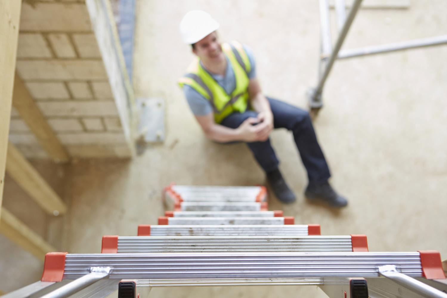 Arbeits- und Wegeunfälle SAV - Titelbild