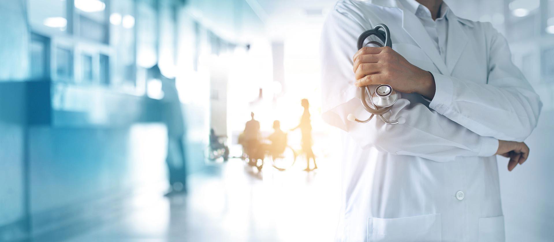 Klinik - Titelbild